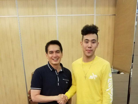 Third-generation baller from U.S. commits to Adamson