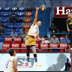 Ismail, Abdilla star in Jet Spikers sweep of Troopers