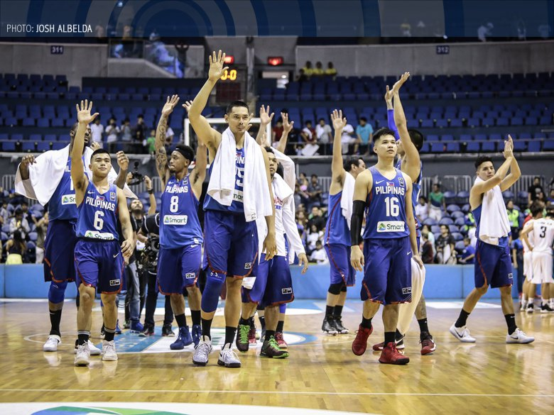 Gilas hoping for continued support from Ultras Filipinas