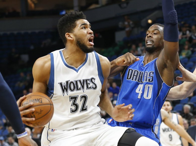 Towns finishes 4 points out of All-NBA teams