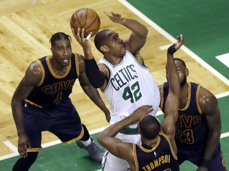 Celtics refuse to be seen as stepping stone for Cavs