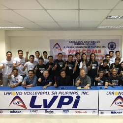 Women's, men's volleyball national team pools announced