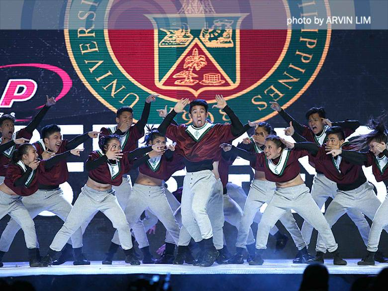 UP Street eyes 4th title in UAAP Season 79 streetdance