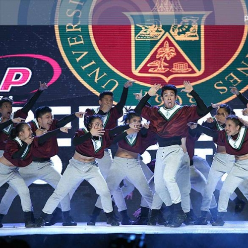 UP Street eyes 4th title in UAAP Season 79 streetdance