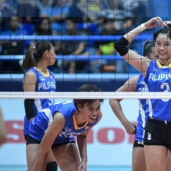 This responsibility is overwhelming -- skipper Mika Reyes