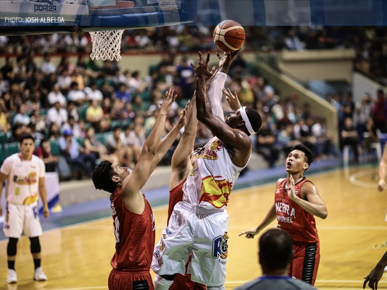 Elasto Painters halt Gin Kings' 5-game romp