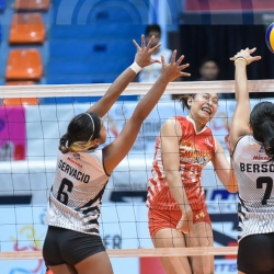 Power Smashers, Spikers face off anew