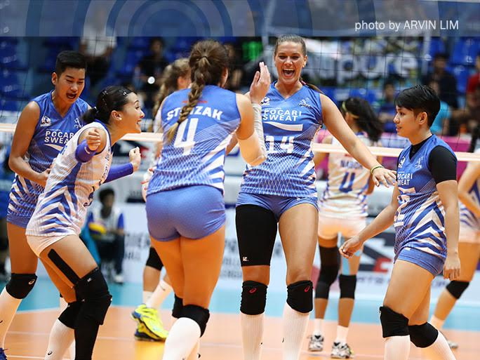Lady Warriors seek seventh straight win vs. Cool Smashers