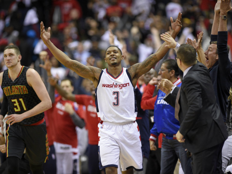 Cavaliers didn't want to see Wizards in ECF says Beal
