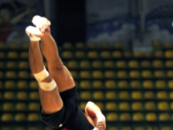 Capellan advances to men's vault finals in Asian Seniors