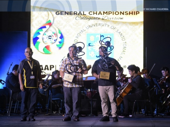UST ends UAAP 79 with another general championship