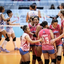 Cool Smashers shoot for second straight win