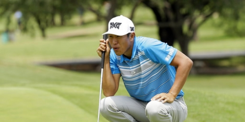 Hahn's 64 gives him Nelson lead on a Day of birdie streaks