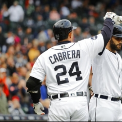 Tigers beat Rangers 9-3, Indians defeat Astros 3-0