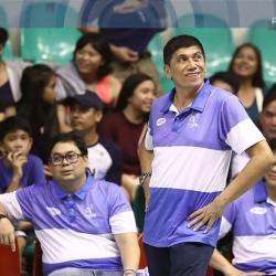 Parang dinilaan ng baka ang ulo ko -- BaliPure coach Gorayeb