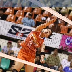 Power Smashers survive Cool Smashers in five-set thriller