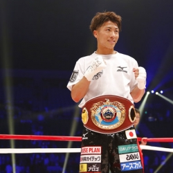 Inoue retains WBO super flyweight title with KO of Rodriguez