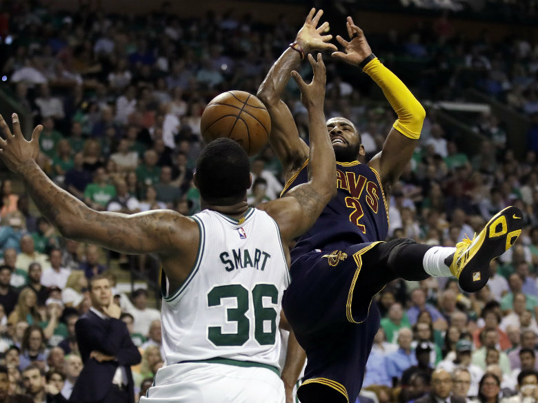 LeBron, Cavs aim to rebound in Game 4 vs. Celtics