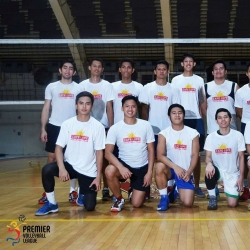 Volleyball Never Stops partners with Café Lupe