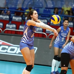 Strizak finds Filipino hospitality hotter than the weather