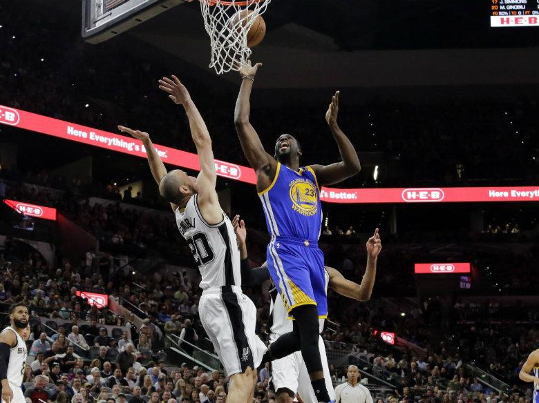 Warriors take no prisoners in unbeaten Playoffs run