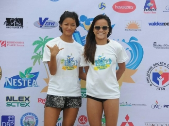 Is Sisi Rondina the best beach volleyball player right now?