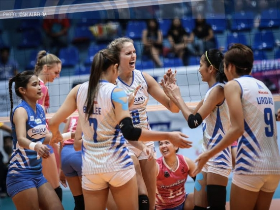 Water Defenders punch an outright semifinals ticket