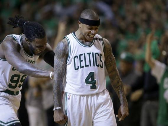 Celtics G Isaiah Thomas visits specialist, surgery undecided