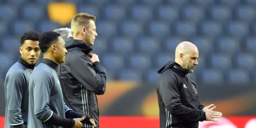 Cup final has lost its 'glow' after attack, says Ajax coach