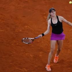 Injured Eugenie Bouchard withdraws from Nuremberg Cup