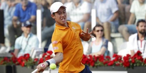 Kei Nishikori eases into Geneva Open quarterfinals