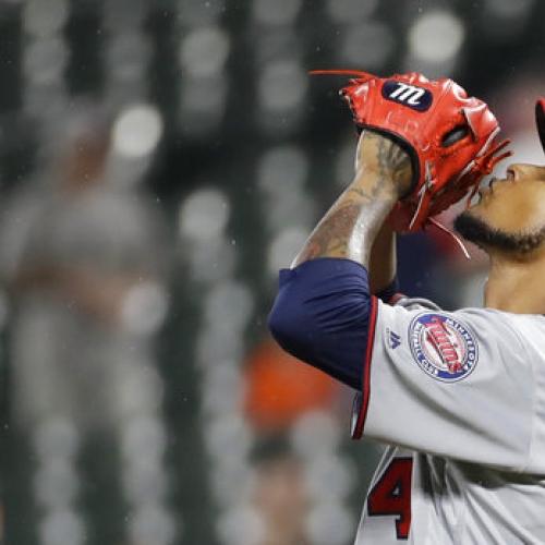 MLB: Twins beat Orioles 2-0 on Santana's 10th career shutout
