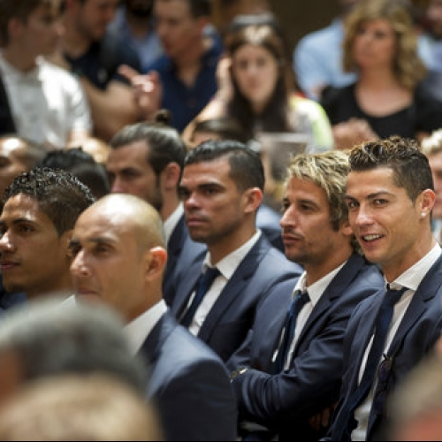 Real Madrid turns its focus to Champions league final