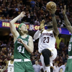 Cavs' talent overpowers Celtics in Game 4