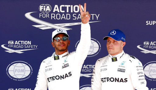 'Changed' Hamilton is now a team player: Wolff