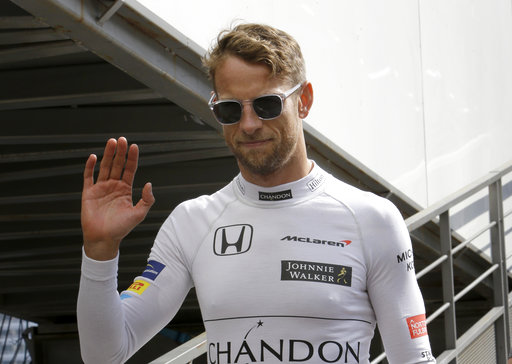 Button's F1 return gets off to a mixed start at Monaco GP