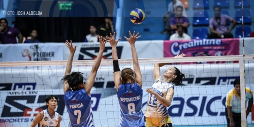 Lady Warriors, Jet Spikers face off anew in quarters opener