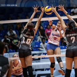 Cool Smashers seek repeat over Spikers