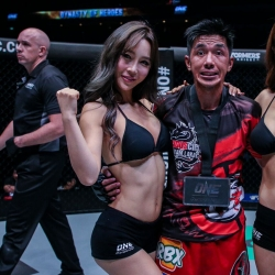Steady Geje Eustaquio victorious in Singapore