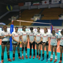 Pinays suffer straight sets beating at the hands of China