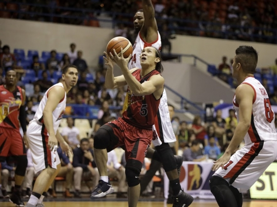 SMB regains share of second after dominating Alaska