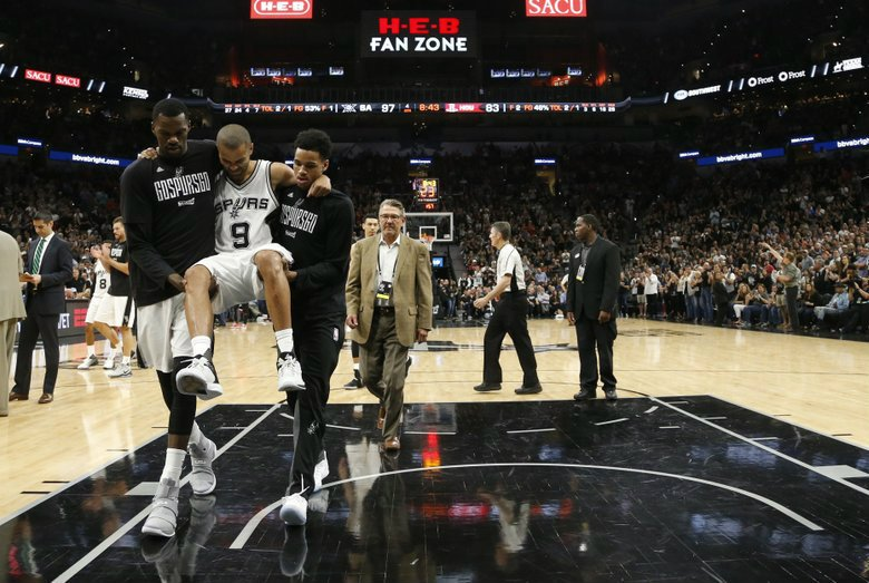 Tony Parker won't be back for Spurs until 2018 - report