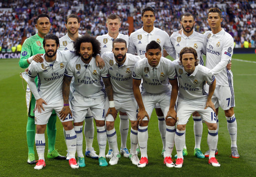 Champions League Final Betting Preview: Real Madrid Odds Favorite vs. Juventus