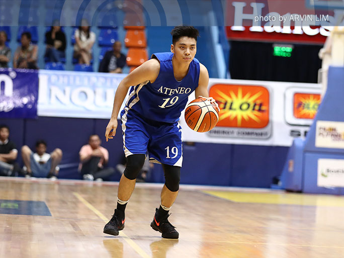 Now a Filipino citizen, Tio raring to play for Ateneo