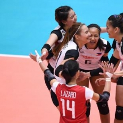 Pinay spikers end up winless, last in Asian Club tilt