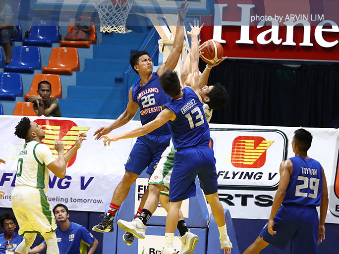 Arellano keeps Benilde reeling with sixth loss in a row