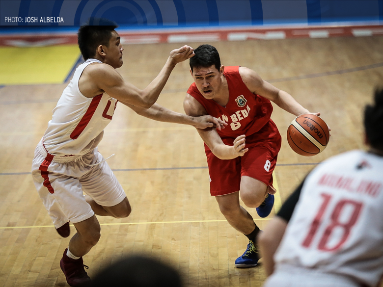 Red Lions survive Altas in overtime for fourth straight win