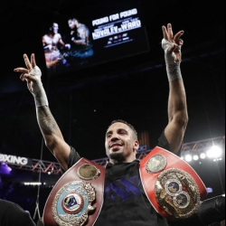 Ward brushes off Kovalev's criticism that he's fake champ