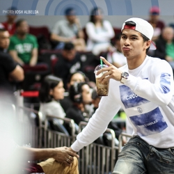 Ravena arrives just in time after going to wrong PVL venue