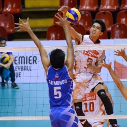 HD Spikers, Jet Spikers forge title showdown